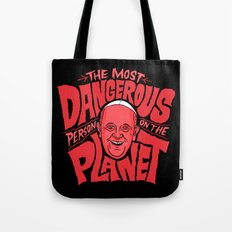 The Notorious P.O.P.E Tote Bag