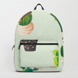 Cacti Fun 01 Backpack