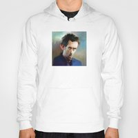 house md Hoodies featuring house md by robotrake