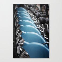 ... bikes ... Canvas Print