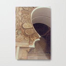 Morocco 51 Metal Print