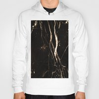 marble Hoodies featuring Marble by NSuleyman