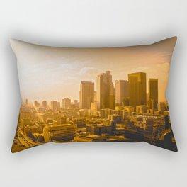Los Angeles Sunset Rectangular Pillow