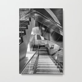 Cologne_Underground Metal Print