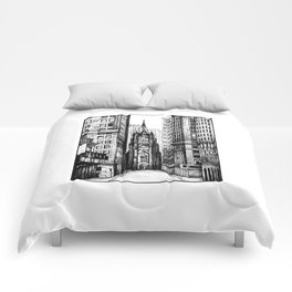 Trinity Wall St Comforters