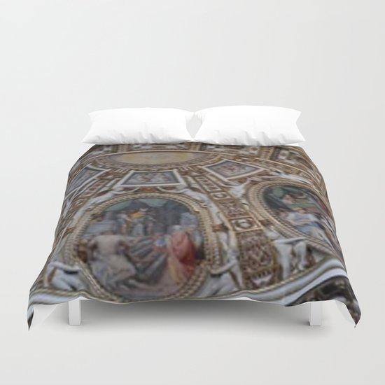 vatican Duvet Cover