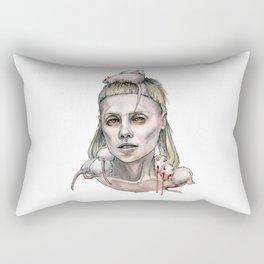 Yolandi Visser Rectangular Pillow