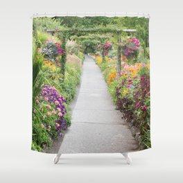 Floral Abundance Shower Curtain