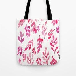 180726 Abstract Leaves Botanical 9|Botanical Illustrations Tote Bag
