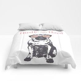 Hustle Pug Comforters