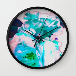 bright and scratchy Wall Clock