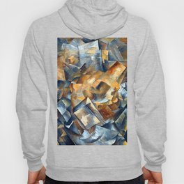 Georges Braque Still Life with Metronome Hoody