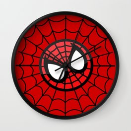 SPIDER MAN Wall Clock