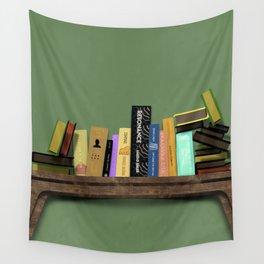 my bookshelf version 2. Wall Tapestry