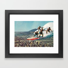 Of Course Framed Art Print