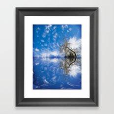 Serpentine Framed Art Print