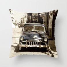 De Soto Blues  Throw Pillow