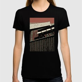 Architecture - Roof Detail Lodge 1 T-shirt