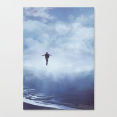 Spirit of Contemplation Canvas Print