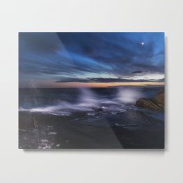 New Moon Twilight Metal Print