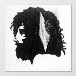Feeling Hope in Everyones Cries Canvas Print