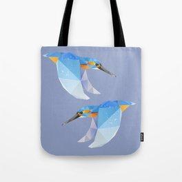 Kingfisher. Tote Bag