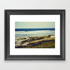 Lompoc Framed Art Print