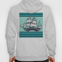 Oh, Ship. We're Going Down Hoody
