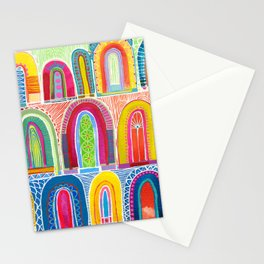 Arches Study #2 Stationery Cards