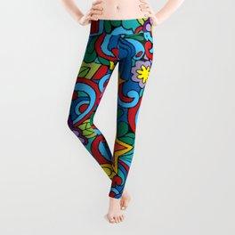 Hippie Trippy Leggings