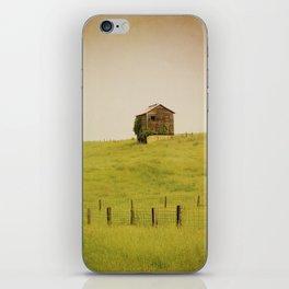 Summer Pastures iPhone Skin