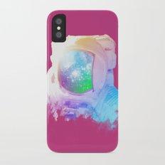 Astronaut iPhone X Slim Case