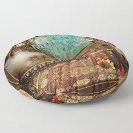 Magic Mirror Floor Pillow