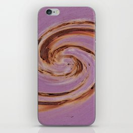 Swirl 04 - Colors of Rust / RostArt iPhone Skin