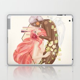 Cupid and Psyche Laptop & iPad Skin