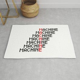 Machine Rug