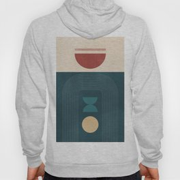 Geometric Shapes 83 Hoody