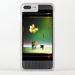 # 327 Clear iPhone Case