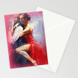 Tango Argentino Stationery Cards