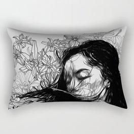 interrupted Rectangular Pillow