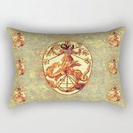 Alchemy Occult Rectangular Pillow