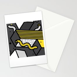 NEO MEMPHIS 10 Stationery Cards