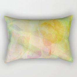Field of Wildflowers Rectangular Pillow
