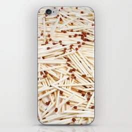 Matches iPhone Skin