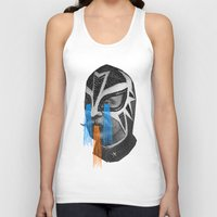 hero Tank Tops featuring HERO by DIVIDUS