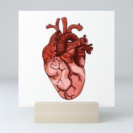 The Heart Mini Art Print