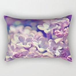 Spring 301 lilac Rectangular Pillow