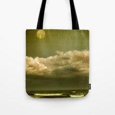 Alien Shore Tote Bag