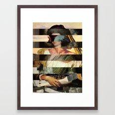 Mona´s Mix 5  Framed Art Print