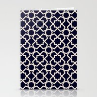 morocco Stationery Cards featuring Morocco by Patterns and Textures